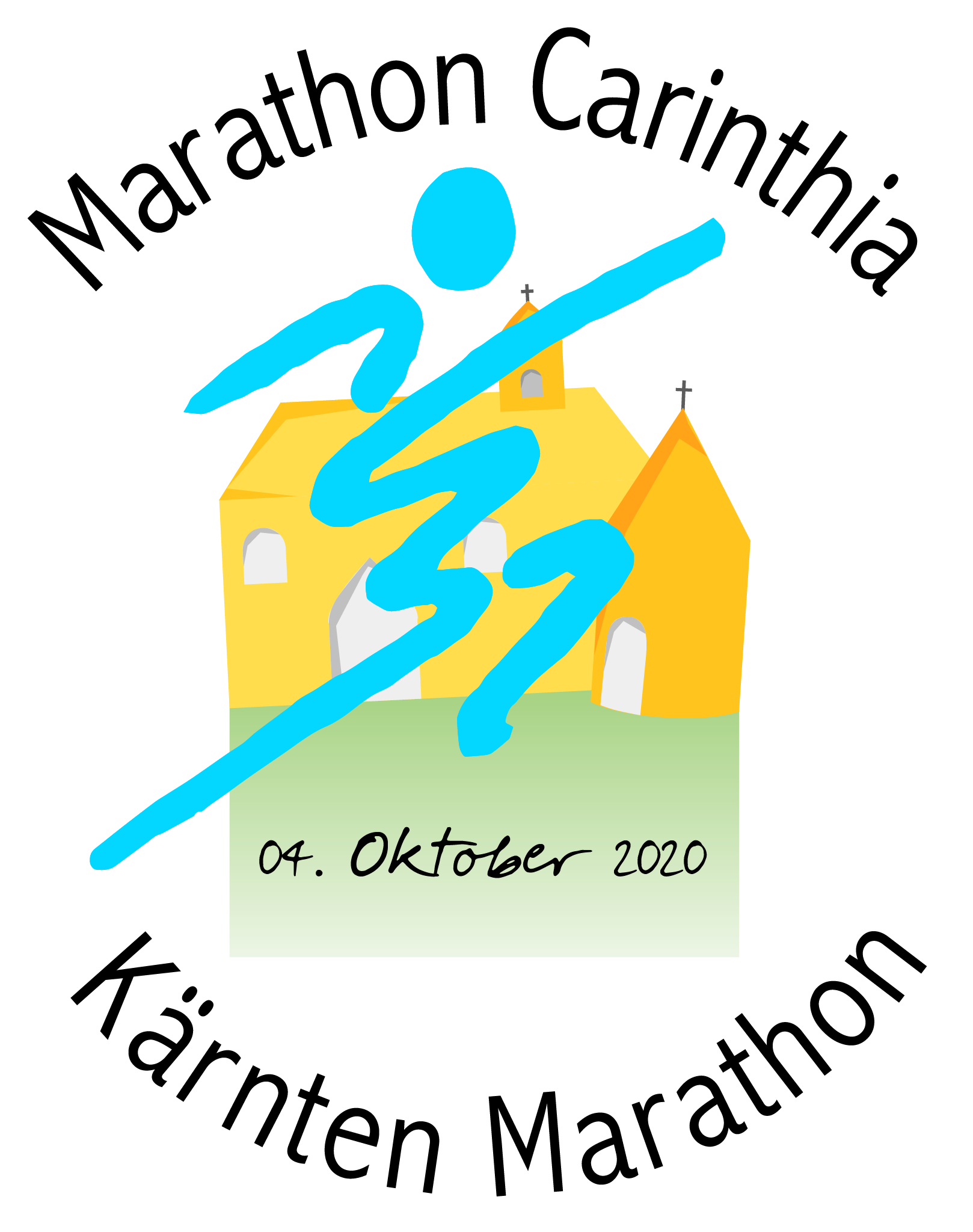 Logo Internationaler Kaernten Marathon