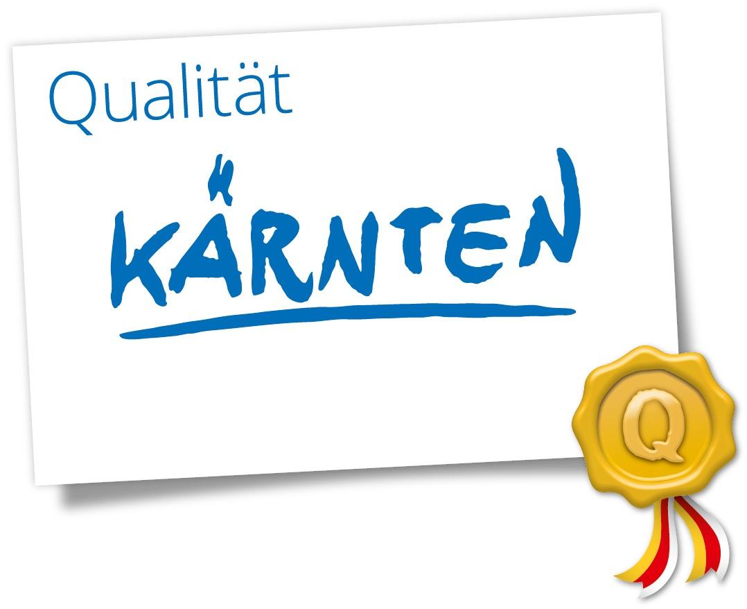 Logo Qualitaetssiegel Kärnten